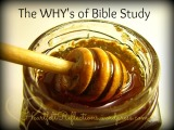 Why to Study the Bible