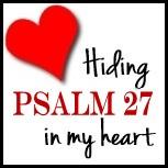 Psalm 27 MemoryChallenge
